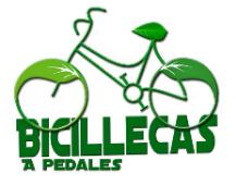 Bicillecas a pedales